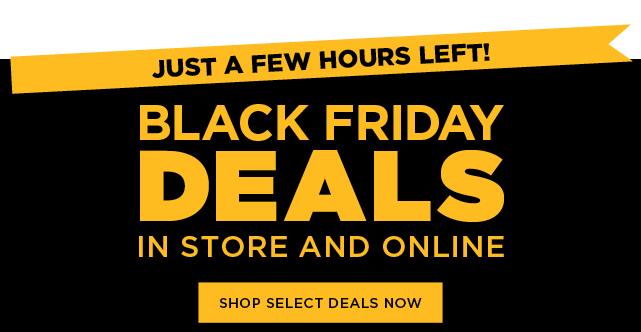 d47b3844e6 Kohl s  LAST CHANCE to shop Black Friday Deals early!