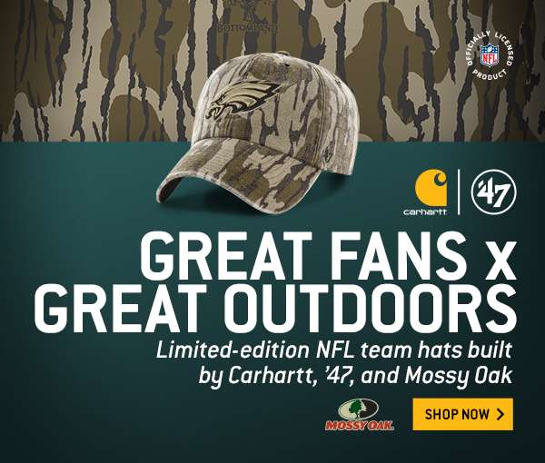 f0449bb38f37b Carhartt  NFL team hats built for the fan of the outdoors