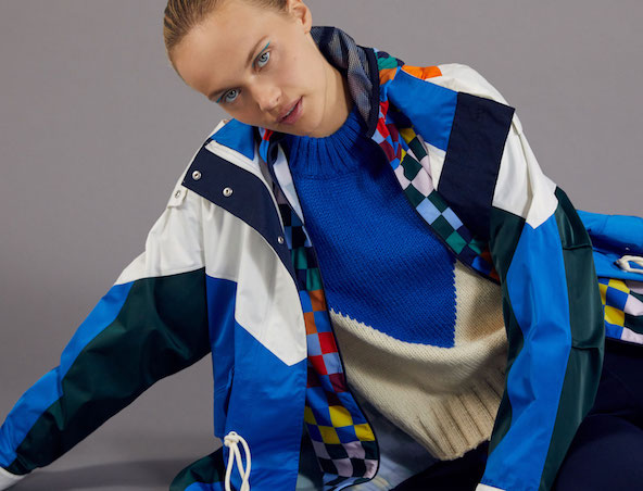 Sporty Layers for Embracing the Elements