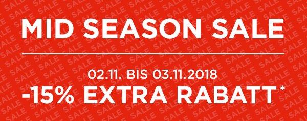 6f1b33acca56b9 Nur bis morgen hast du die Chance bei SIDESTEP 15%  extra Rabatt auf den  gesamten Sale zu erhalten. Der Rabatt wird automatisch im Warenkorb  abgezogen.