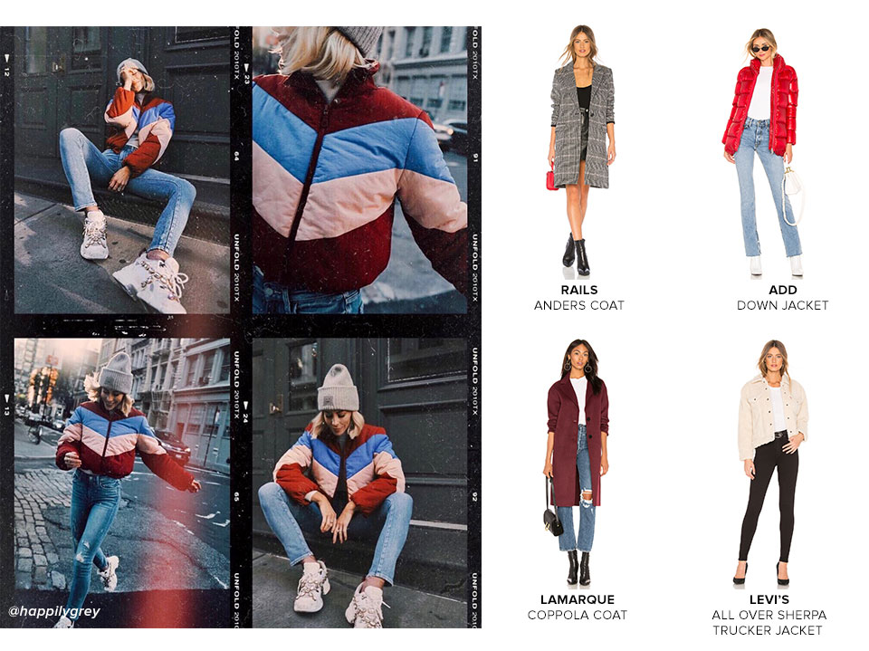 Outerwear Must Haves