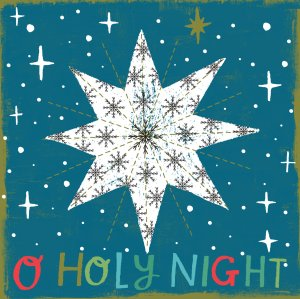 o holy night charity christmas cards pack of 10 by home for good - Best Interactive Christmas Cards