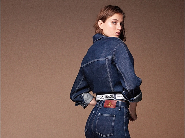 The denim pioneer from the '70s and '80s is back with a vengeance.