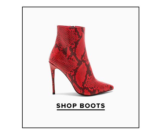 Best Sellers. Shop Boots.