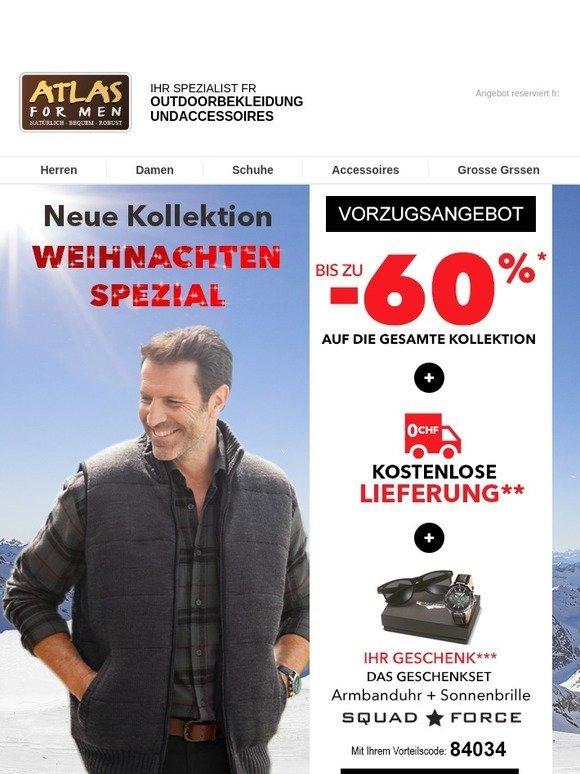 Temperament Schuhe Online bestellen am besten billig Atlas For Men : Ein Sonntagsgeschenk und kostenlose ...