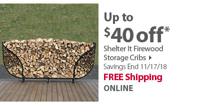 Shelter IT Firewood