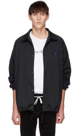 Needles - Black Coach Jacket