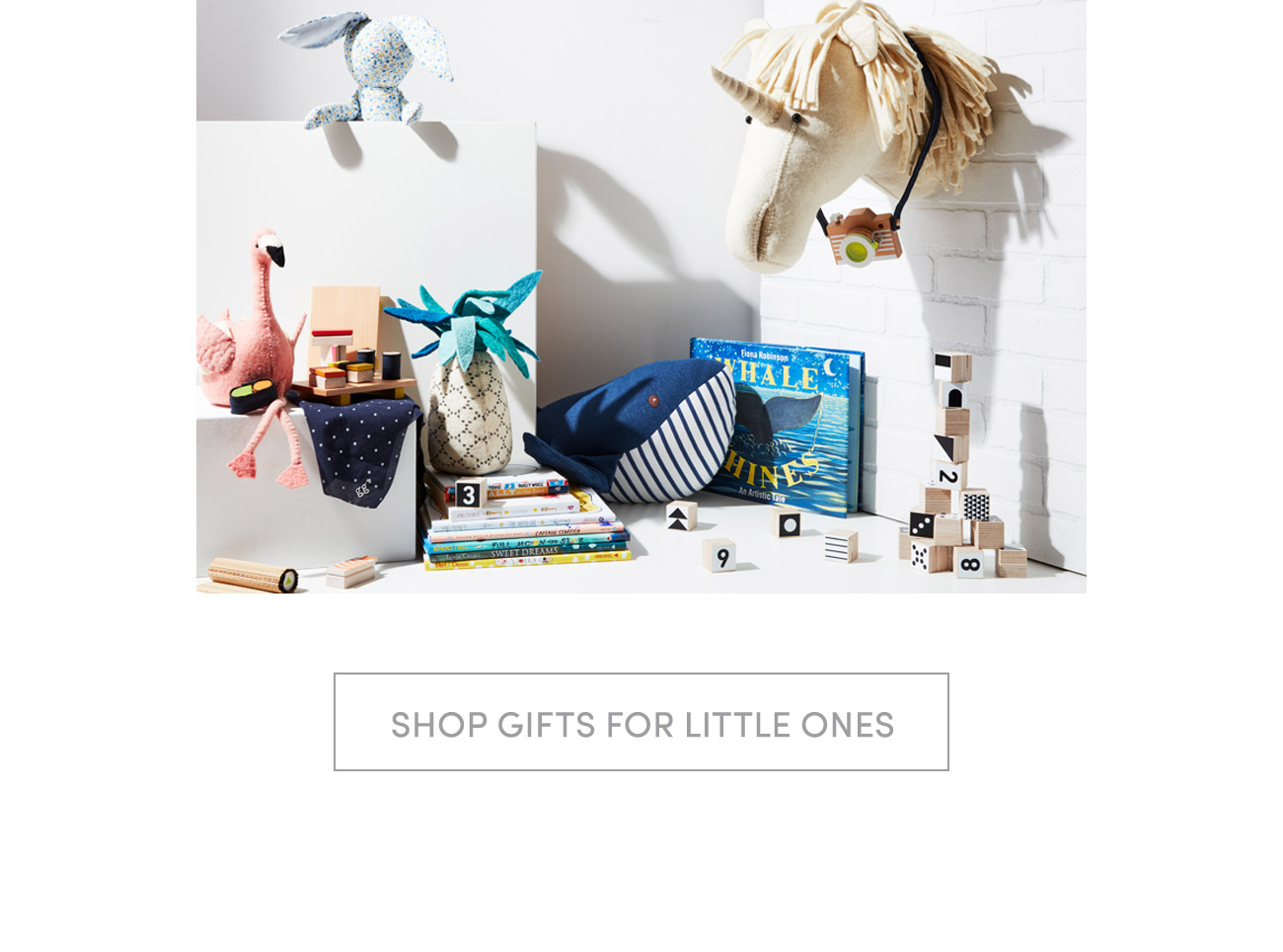 Shop Gifts for Little Ones >