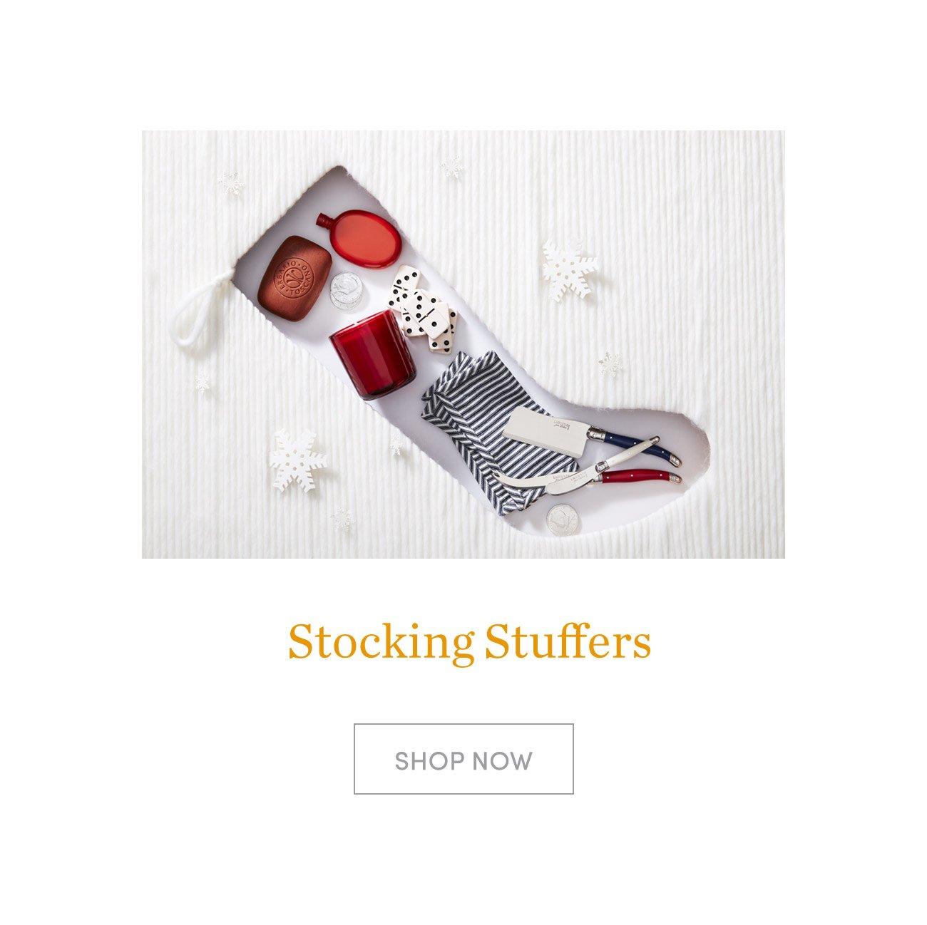 Stocking Stuffers >