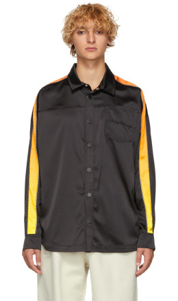 Opening Ceremony - Black Elliptical Souvenir Shirt