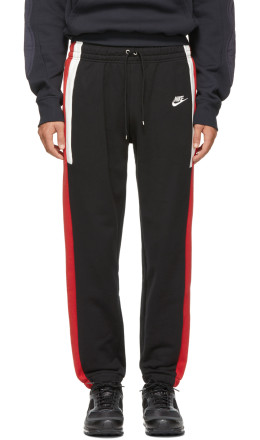 Nike - Black Re-Issue Lounge Pants