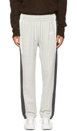 Nike - Grey Re-Issue Lounge Pants