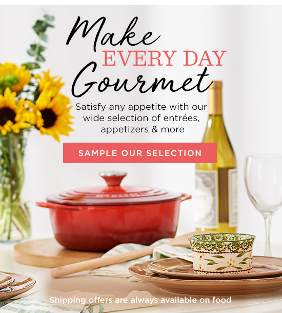 Make Every Day Gourmet