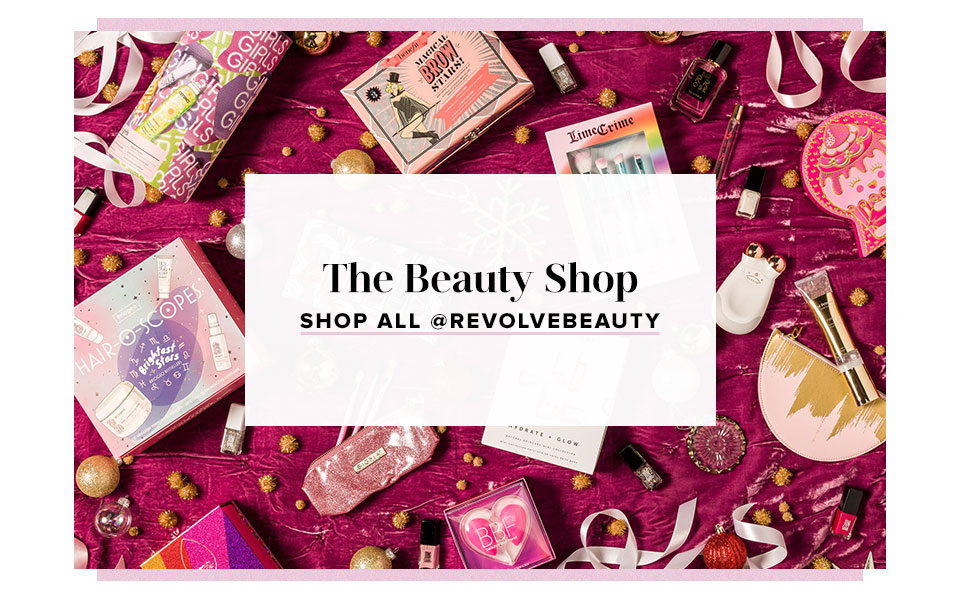 Beauty. Shop All @REVOLVEBEAUTY.