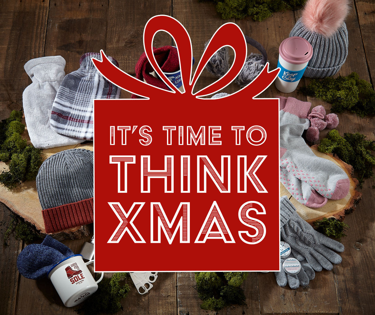 It's time to think Xmas