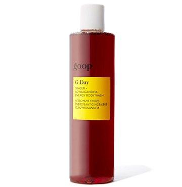 G.Day Ginger + Ashwagandha Energy Body Wash