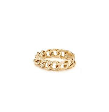 Chain Link Light Ring