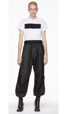 Random Identities - Black Berlin Baggies Cargo Pants