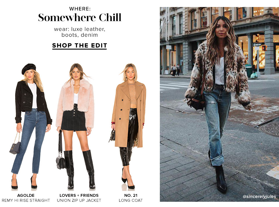 Shomewhere Chill - Shop The Edit
