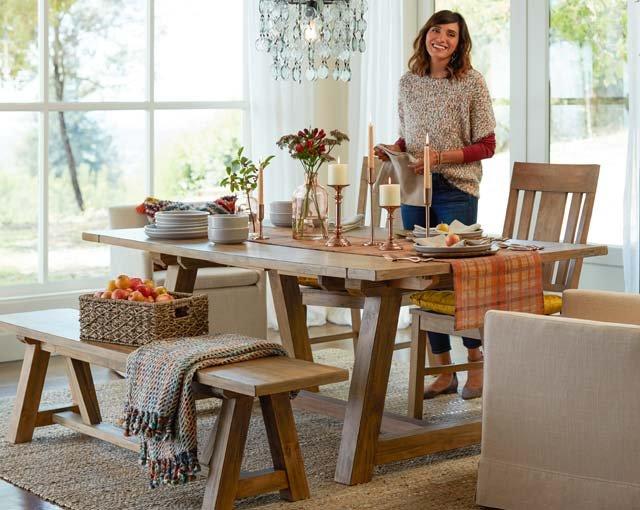Leona Farmhouse Dining Collection