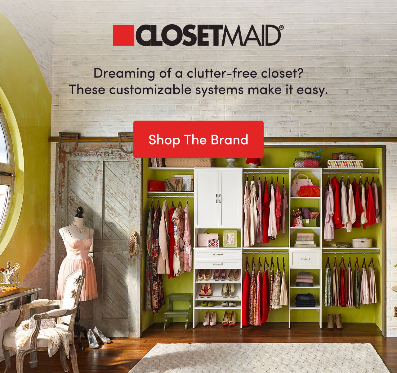 ClosetMaid