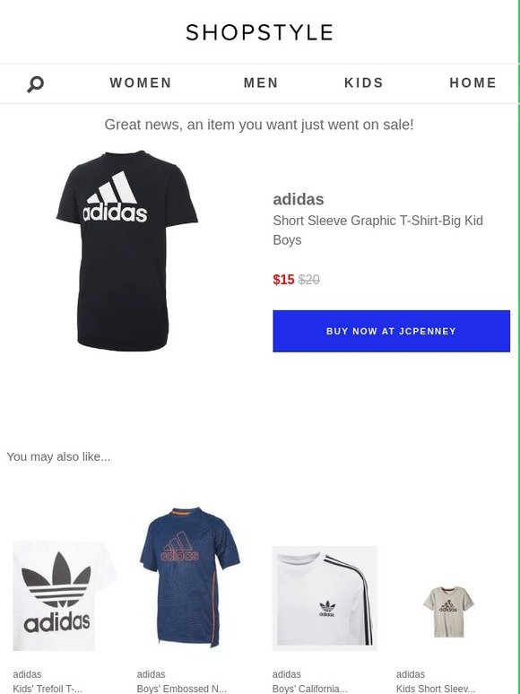 15584b90137a ShopStyle: Sale Alert: adidas | Milled