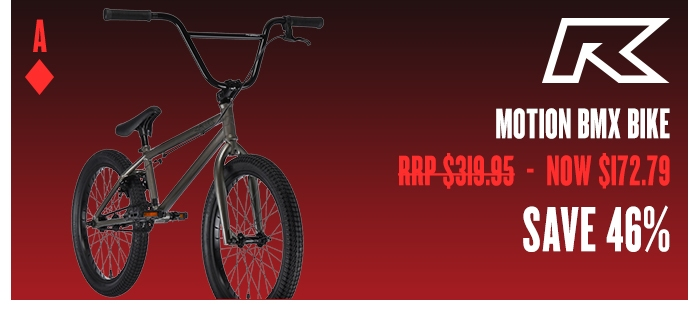 Ruption Motion BMX Bike