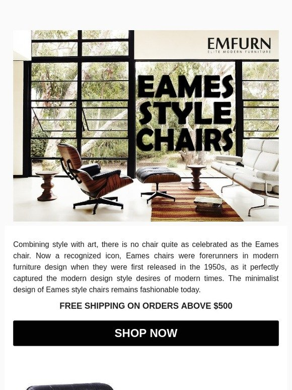 Magnificent Emfurn Eames Style Chairs Milled Gamerscity Chair Design For Home Gamerscityorg