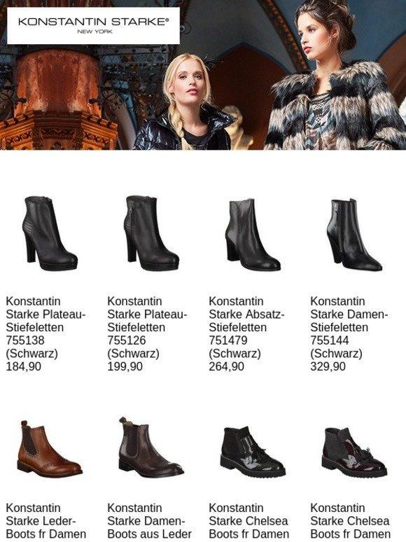 Gisy.de - Schuhe Online kaufen  Konstantin Starke   die Herbst-Kollektion    Milled 211205a8fb