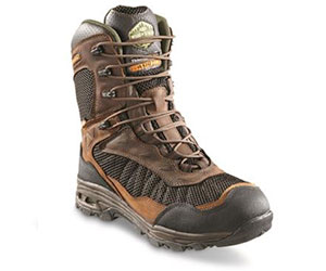INSULATED HUNTING BOOTS
