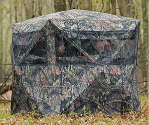 HUNTING BLINDS & CHAIRS ON SALE