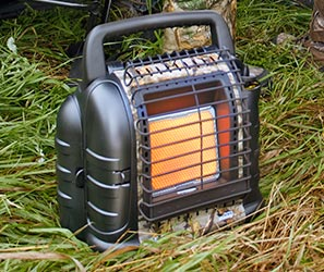 SELECT OUTDOOR HEATERS ON SALE