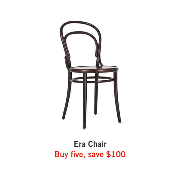 Era Chair  Buy five, save $100