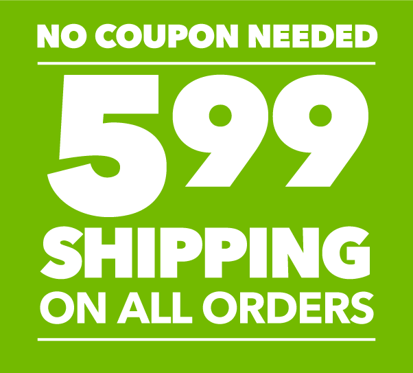5.99 Shipping No coupon needed.