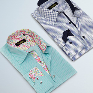 DOLCE GUAVA MEN'S SHIRTS