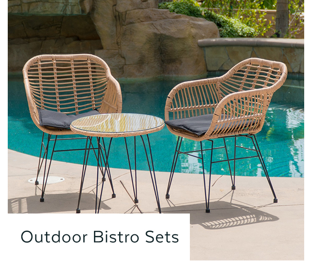 Outdoor Bistro Sets