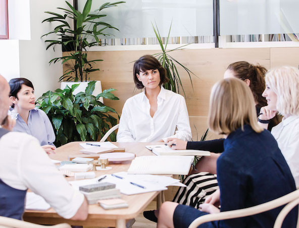 The Key to Well-Being in the Workplace: Strong, Effective Relationships