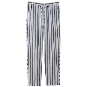 Xirena Everton Striped Cotton Kalvyn Pant $165