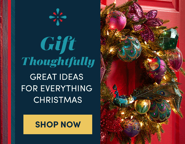 Gift Thoughtfully - Shop Now