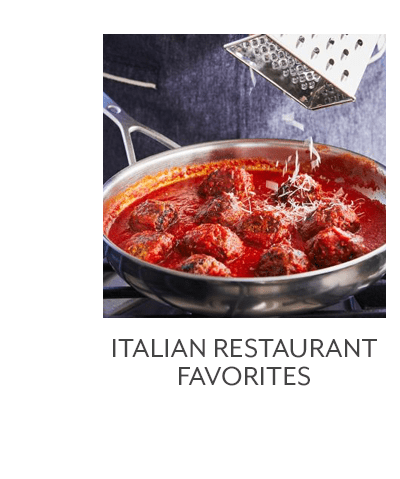 Italian Restaurant Favorites