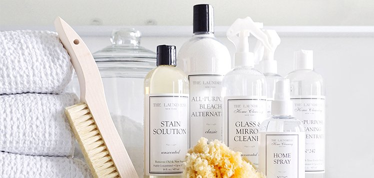 The Laundress: 40% Off Eco-Friendly Detergents to Candles
