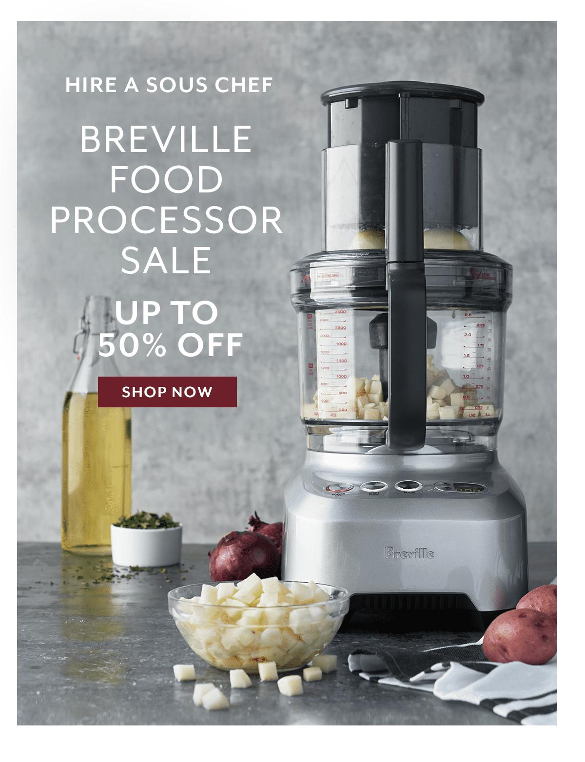 Food Processors Shop
