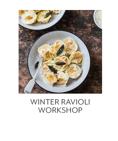 Winter Ravioli Workshop