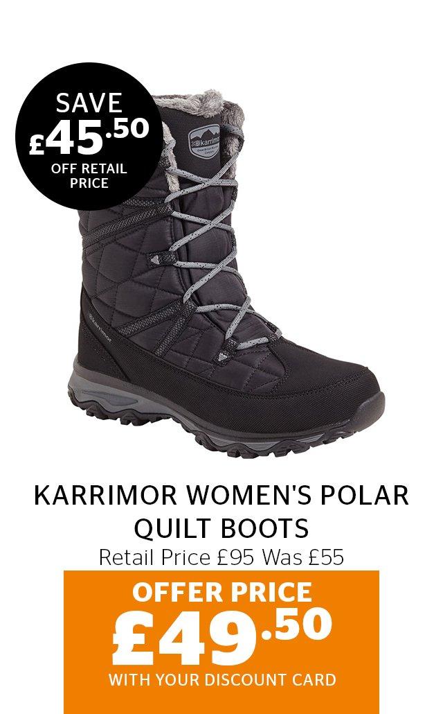 Karrimor-boots