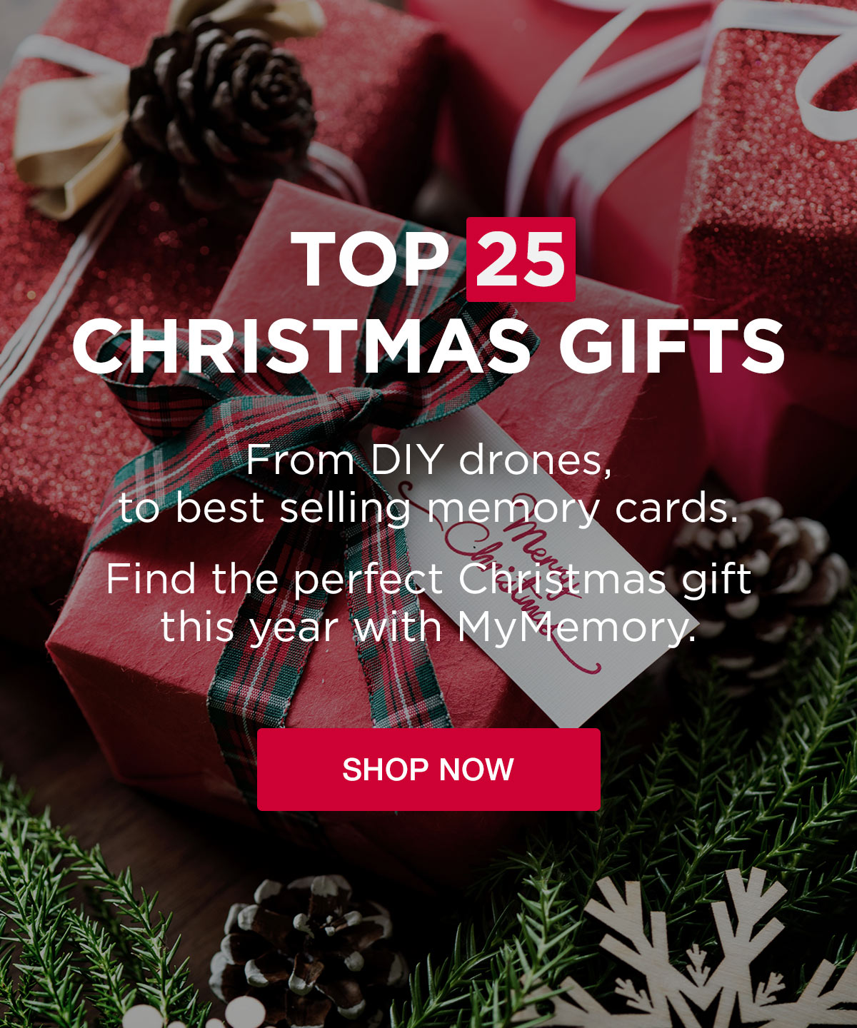 Mymemory.Co.Uk: Top 25 Christmas Gifts 🎁 | Milled