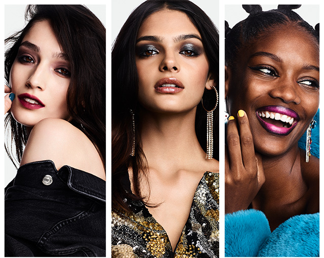 Discover the three beauty trends you need to know now