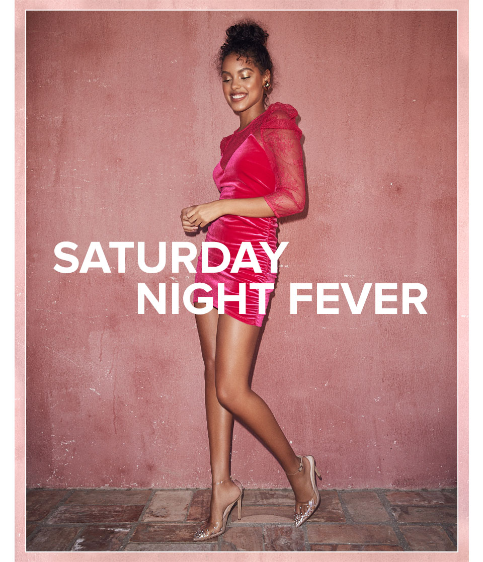 Saturday Night Fever.
