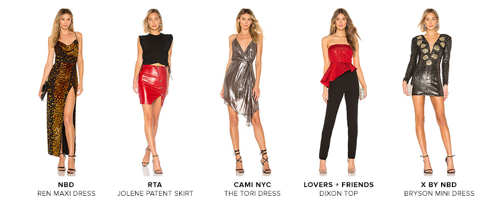 Saturday Night Fever. Hot, hot looks we love for a night out on the town. Shop the edit.