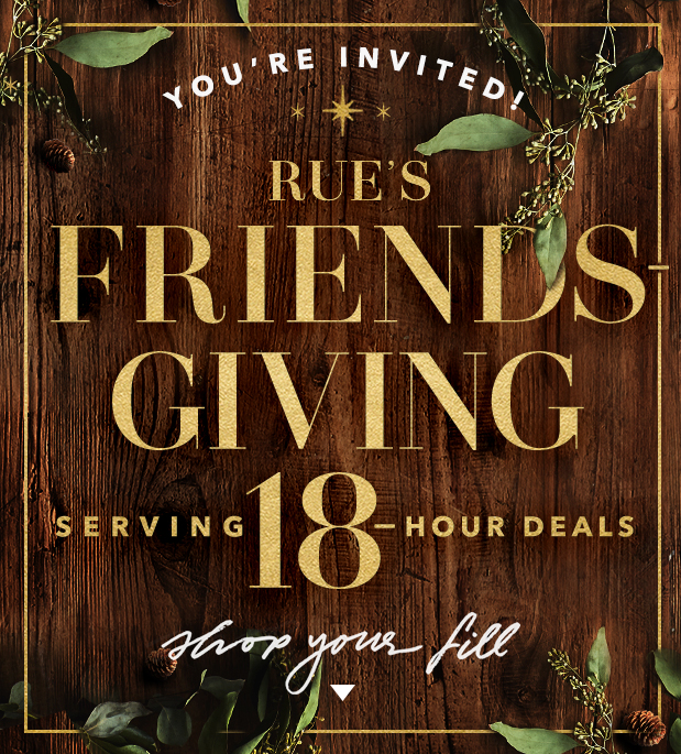 18-Hour Deals. Tell your besties.