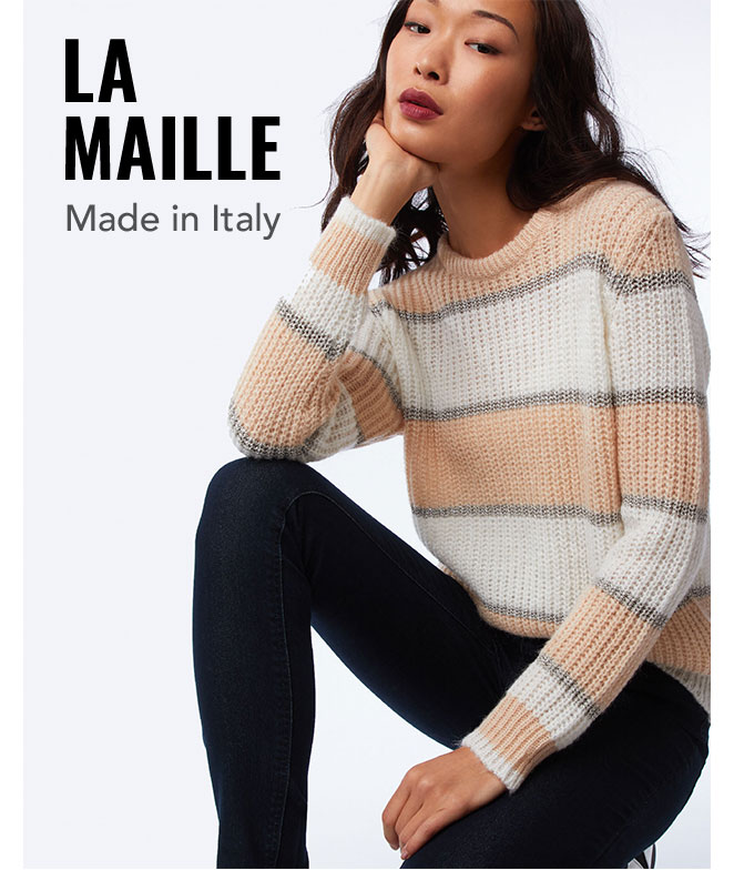 La maille made in Italy